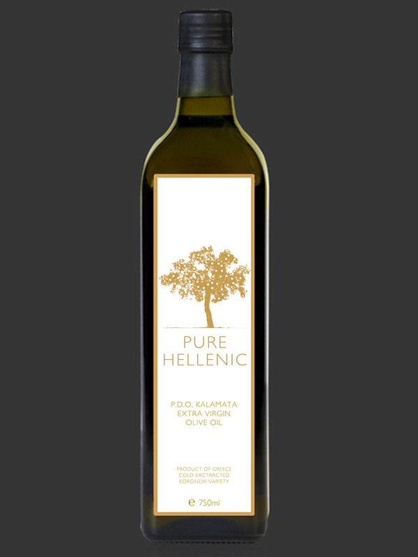 PURE HELLENIC Extra Premium Olive Oil